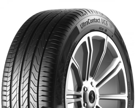 185/55R16 83V CONTINENTAL ULTRA CONTACT 6 ASY