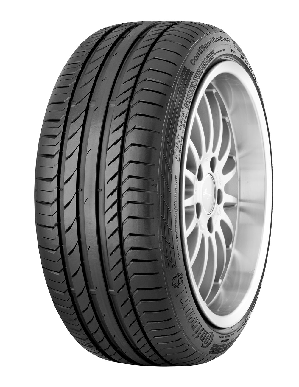 225/45R19 96W CONTINENTAL SPORTCONTACT 5 ASY