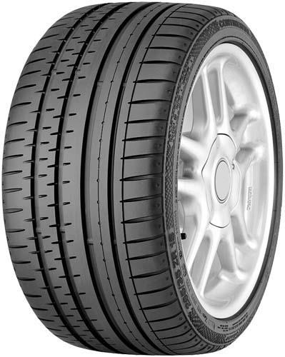 225/50R17 98Y CONTINENTAL SPORT CONTACT 2 ASY