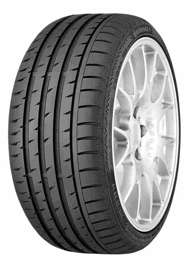 245/45R18 96Y CONTINENTAL SPORT CONTACT 3 RF ASY