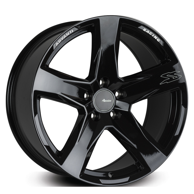 20X11 ADVANTI 5X120 35 MUNICH GLOSS BLACK