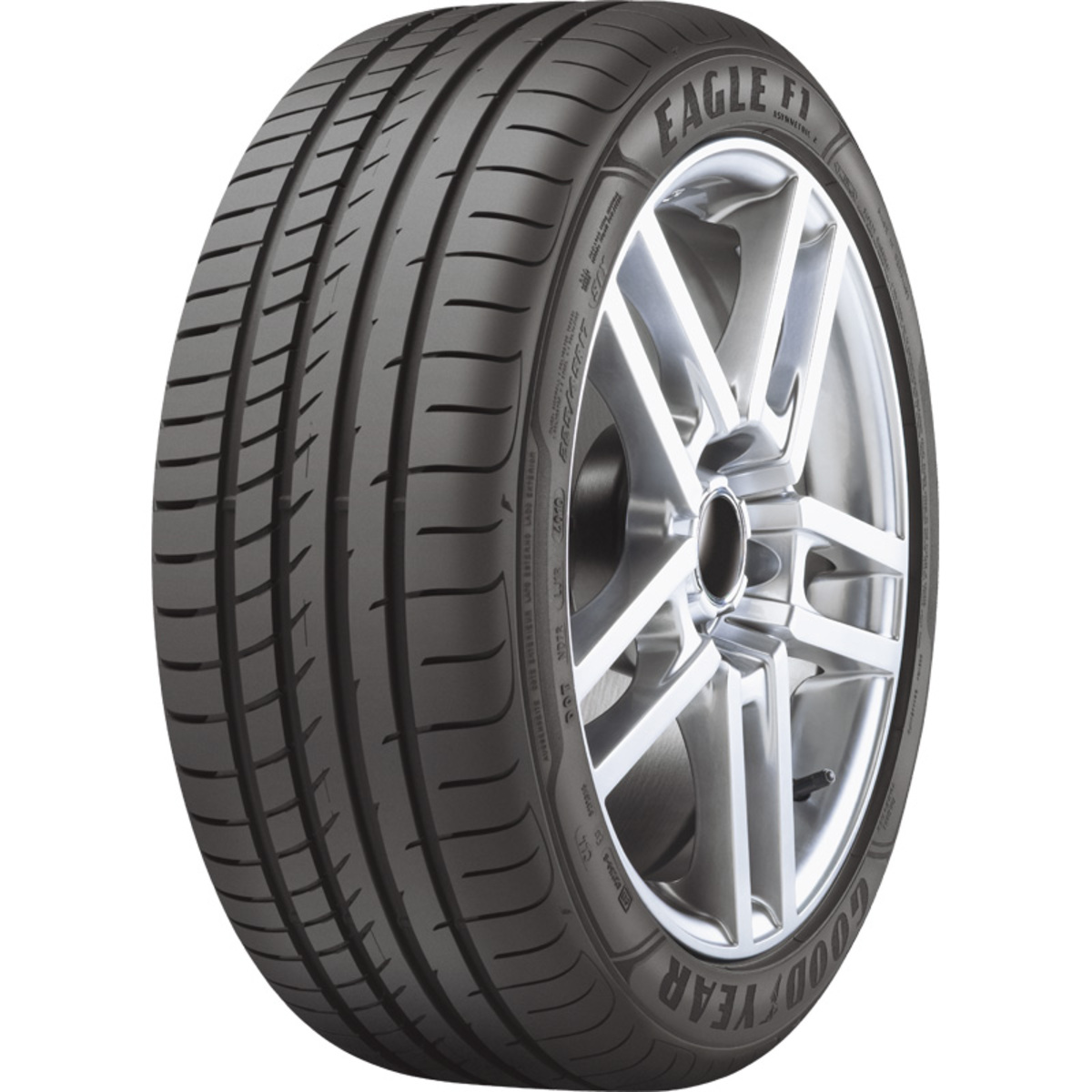 265/35R22 102W GOODYEAR EAGLE F1 XL ASY