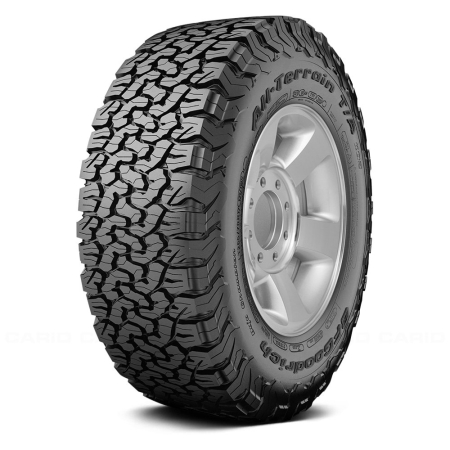 33X12.5R15 108R BF GOODRICH ALL TERRAIN TA K02