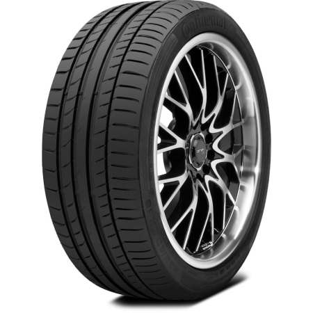 245/35R21 96W CONTINENTAL SPORTCONTACT5 T0 ASY