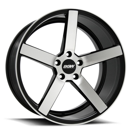 19X8.5 BGW 5X114.3 35 TORQUE GLOSS BLACK W MF