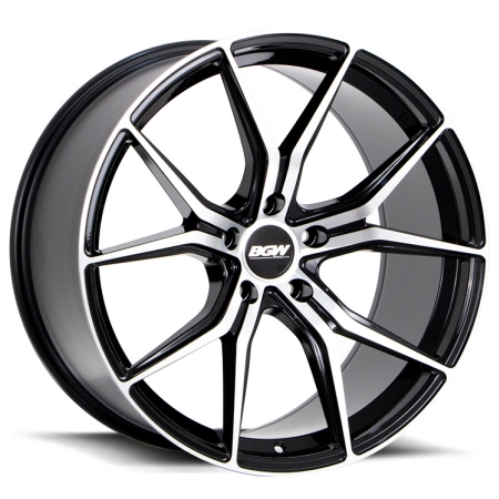 20X10 BGW 5X114.3 40 COMPTON GLOSS BLACK W MF