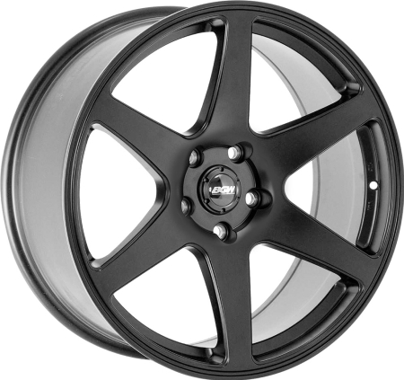 20X9 BGW 5X120 38 CARTEL MATT BLACK