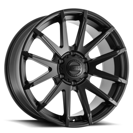 20X9 BGW 6X139.7 12 CROSSFIRE MATT BLACK